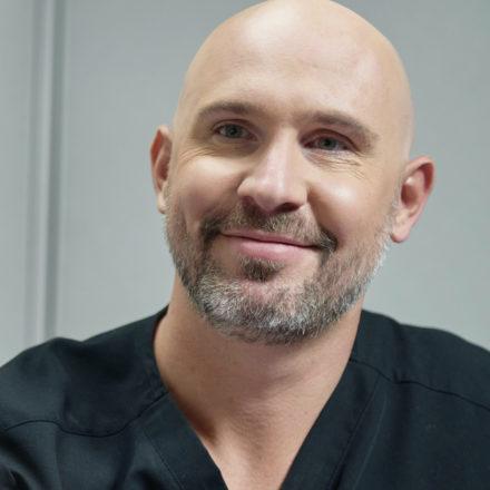 Dr Aaron Kovaleski