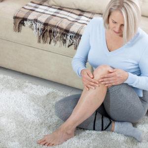leg cramp pad treatments