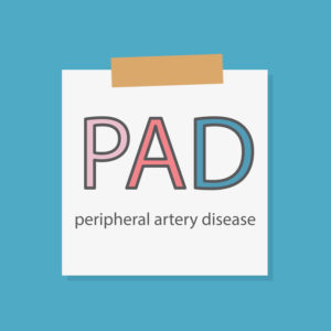 PAD treatments relief